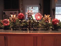 christmas candelabra