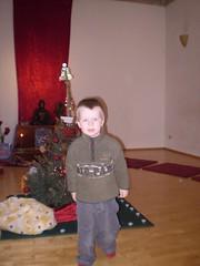 Dana Day Wintersolstice 2007 in Buddhistisches Tor