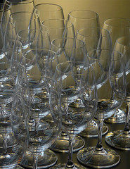 copia - glasses (dphock) Tags: glass pattern wineglasses 3waychallenge photofaceoffwinner 7daysofshooting dmcfz18 pfogold monomonday week1glassnotplastics