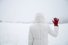 hello 2008 or goodbye 2007 (camil tulcan) Tags: winter red snow digital canon landscape countryside romania digitalcamera canon5d weidenthal brebunou whiteonwhite camiltulcan hirinuca