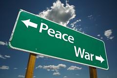 Peace or war