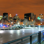 Old Montreal - Winter version