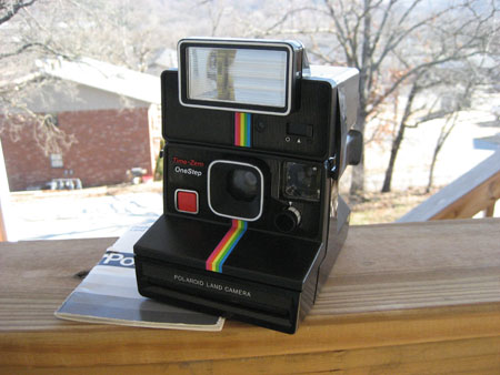 Polaroid Time-Zero One Step