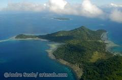 Chuuk aerial