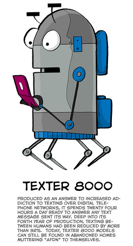 The Texter 8000