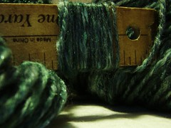 handspun sock yarn 012