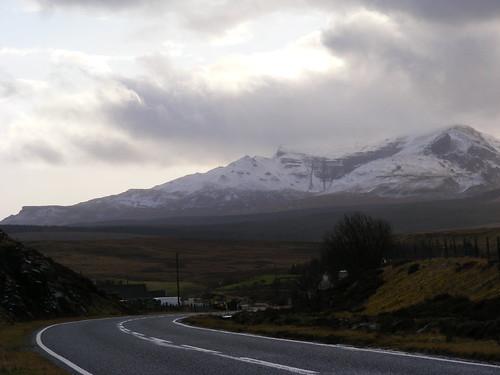 Montañas en Skye