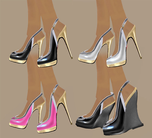 Stiletto Moody Shoes