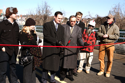 South Millvale Bridge Opening - 6