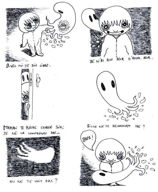 Mon fantome - 02 Blog