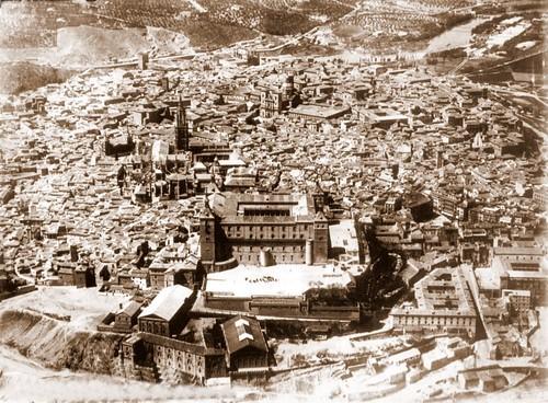 El Alcázar de Toledo antes de la Guerra Civil