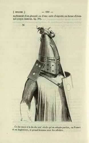 Tall helmet