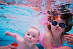 Water babies 2 (colinjackson1972) Tags: swimming underwater molly pools