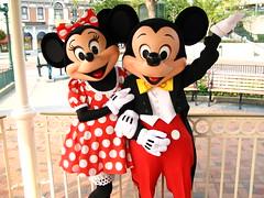 Ori Mickey Minnie