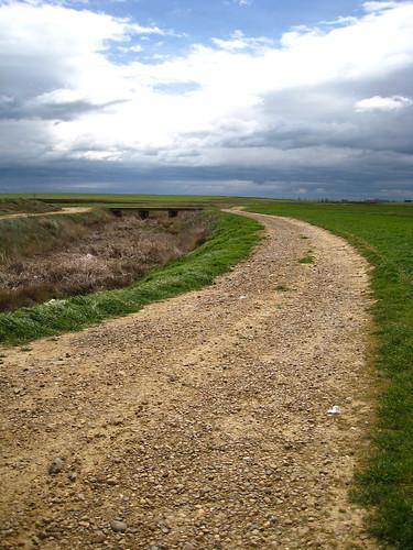 Camino a tierra de campos