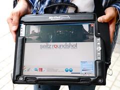 Roundshot D3 Tablet PC