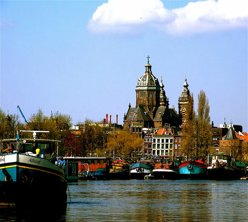 AMSTERDAM: St. Nicholas church