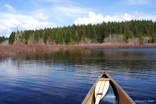 Whymper Lake