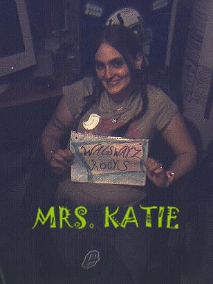 mrs. katie sign