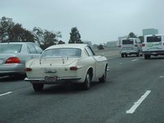 DSC03874 (rat_fink) Tags: white point volvo 101 freeway bayshore coupe candlestick b20 p1800 p1800s