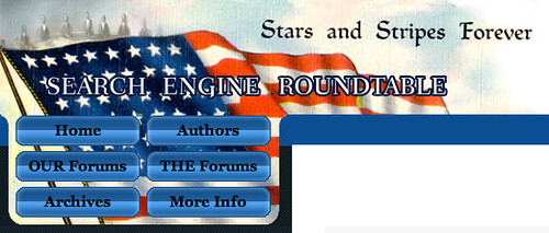 Search Engine Roundtable Memorial Day 2008 Theme