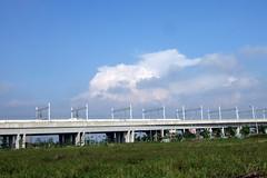 高鐵駛入台南站