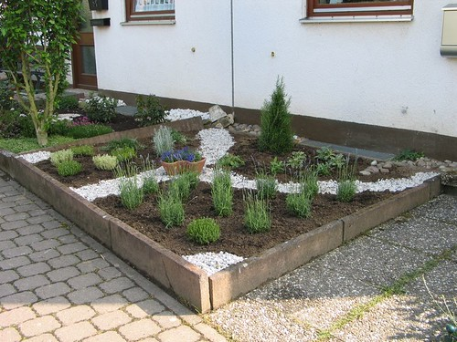 Gartenaktion: Danach