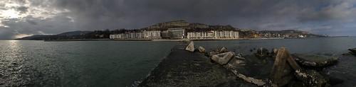 Panoramic view of Balchik