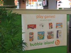 Games at Bubble Island