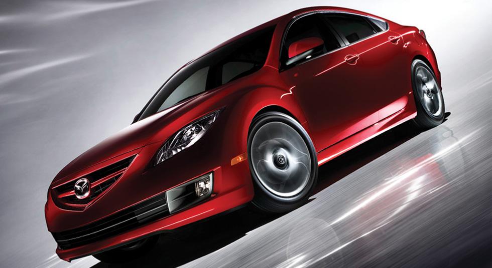 Mazda 6 3.7L V6 engine