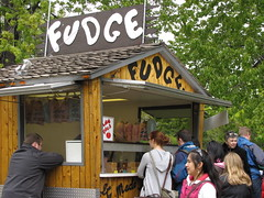 Fudge hut