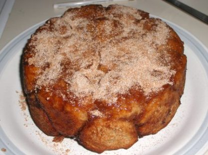 Whole Wheat Monkey Bread