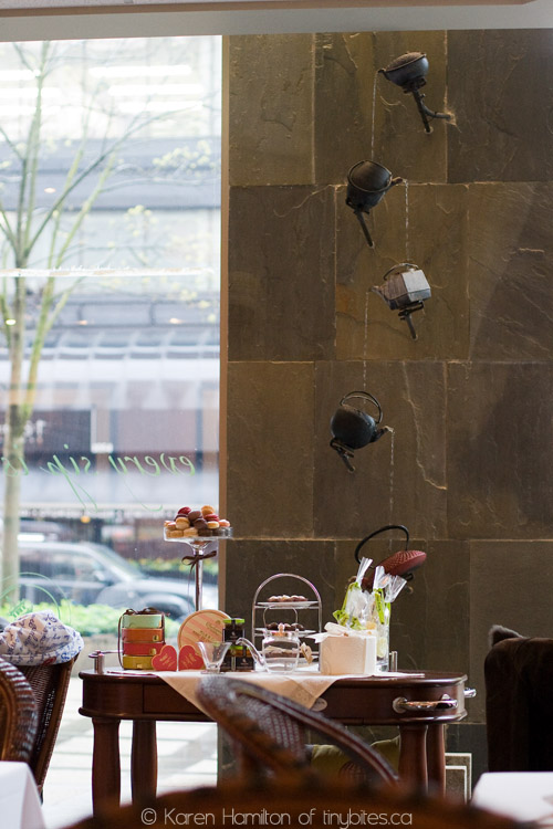 The Urban Tea Merchant: teapot waterfall