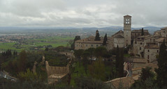 fa brutto (hotblack_desiato87) Tags: panorama italia view assisi umbria