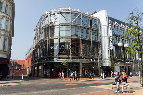 Belfast City - Castlecourt Shopping Centre