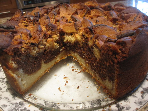 marble milano cake