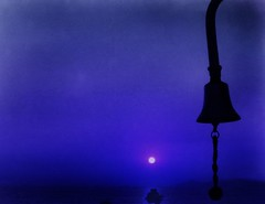 Night Magic (AntonisP) Tags: blue sea love poem magic greece moonlight aplusphoto antonisp