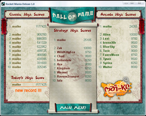 1024new record