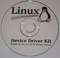 Linux Drivers Logo