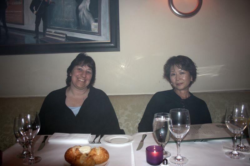 Tamara Heath & Sachiko Okamoto