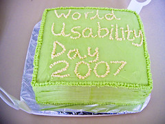 World Usability Day 2007