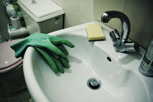 Le ménage à domicile, un des métiers des services à la personne