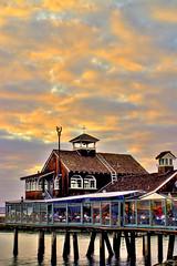 Pier Restaurant - San Diego, California