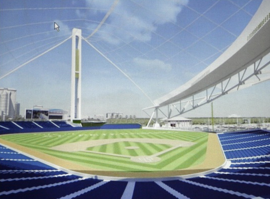 plans for a new stadiu...