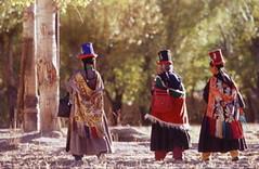 Ladakhi Women (Global Images LLC) Tags: india women traditional tibet leh ladakh