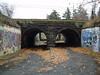 Tunnel under the railroad