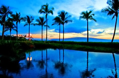 Blue Hawaii (janruss) Tags: blue sunset hawaii maui bestofflickr mywinners colorphotoaward top20blue top20everlasting world100f 100commentgroup colorphotoawardbronze colorphotoawardsilver novavitanewlife janruss janinerussell mygearandmepremium mygearandmebronze mygearandmesilver artistoftheyearlevel3 artistoftheyearlevel4 artistoftheyearlevel5 artistoftheyearlevel7 artistoftheyearlevel6
