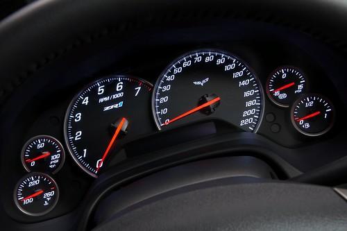 Фото и картинки нового Chevrolet Corvette ZR1 2008