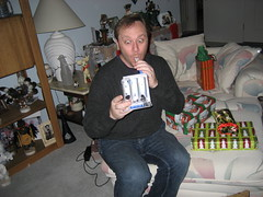 Tim tries out the Triflo II. (12/24/2007)