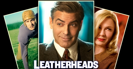 Trailer de 'Leatherheads', Clooney se atreve con la comedia